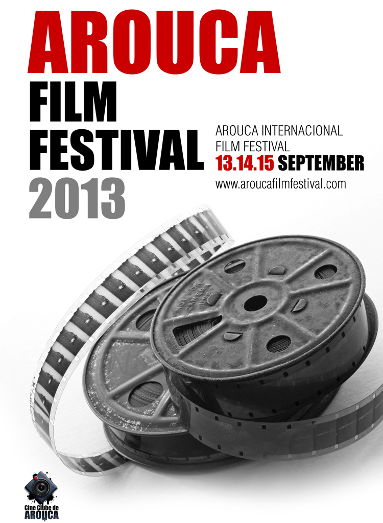 Arouca Film Festival official poster 11ª edition