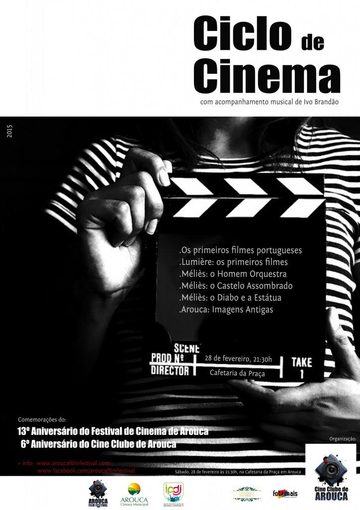 Ciclo de Cinema /aniversários 2015