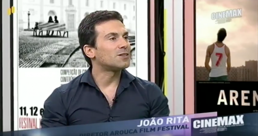 Joao Rita / entrevista RTP2