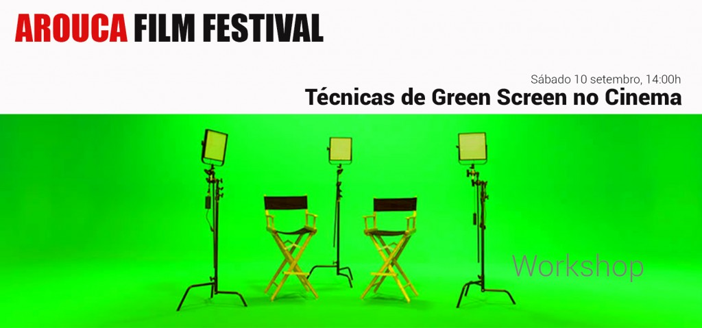Workshop Green Screen